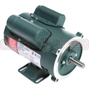 1/2HP LEESON 1725RPM 56C DP 1PH ECOSAVER MOTOR E101651.00