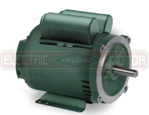 1/2HP LEESON 1725RPM 56C DP 1PH WATTSAVER MOTOR E101651.00