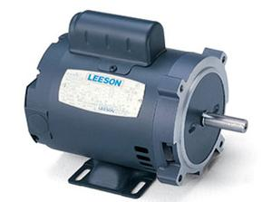 1HP LEESON 3450RPM 56C DP 1PH MOTOR 116769.00