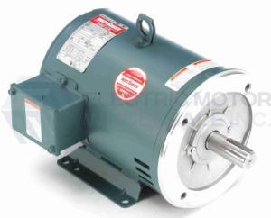 3HP LEESON 3600RPM 182TC ODP 115/208-230V 1PH MOTOR 132083.00