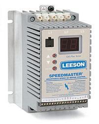 10HP LEESON SM PLUS IP20 VFD 200-240V 3PH INPUT 174439.00