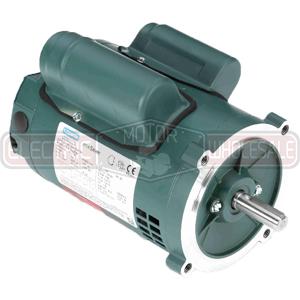 1/2HP LEESON 1725RPM 56C DP 1PH ECOSAVER MOTOR E100025.00