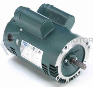 1/2HP LEESON 1800RPM 56C ODP 115/230V 1PH ECOSAVER MOTOR E100025.00
