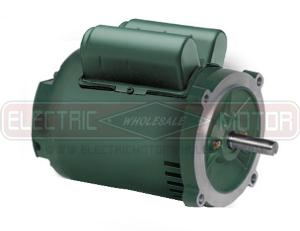 1/2HP LEESON 1725RPM 56C DP 1PH WATTSAVER MOTOR E100025.00