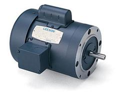 1/2HP LEESON 1725RPM 56C TEFC 1PH MOTOR 102865.00