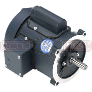 3/4HP LEESON 3450RPM 56C TEFC 1PH MOTOR 110413.00