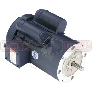 2HP LEESON 1725RPM 56C TEFC 1PH MOTOR 112136.00