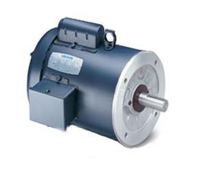 5HP LEESON 1740RPM 184TC TEFC 1PH MOTOR 131540.00