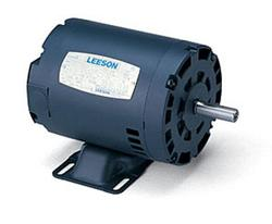 1/2HP LEESON 3450RPM 56 DP 3PH MOTOR 101448.00