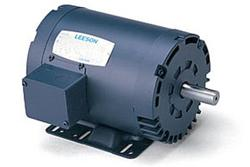2HP LEESON 1725RPM 56H DP 3PH MOTOR 113025.00