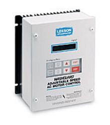 50HP LEESON MICRO NEMA12 EPOXY VFD 400-480V 3PH INPUT 174511.00