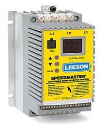 LEESON 1HP SM VECTOR VFD 200-240V 1&3PH INPUT 174001