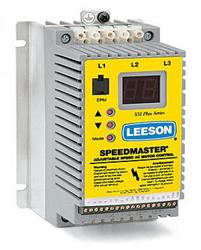 LEESON 1.5HP SM VECTOR VFD 200-240V 1&3PH INPUT 174002