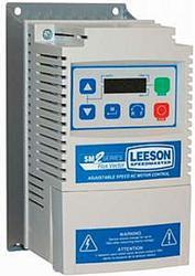 1HP LEESON SM2 VECTOR NEMA1 VFD 480-590V 3PH INPUT 174631.00