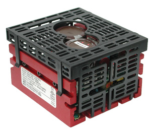 KBVF-29 3HP VFD IP-20 230VAC 3PH INPUT 9593