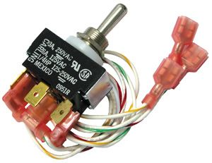 KBAC Forward-Stop-Reverse Switch Kit 9480
