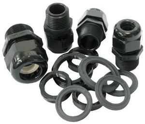9526 KBAC/KBDA/PC NEMA4 Liquid Tight Fittings