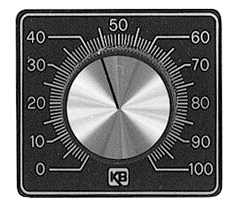 KB Knob and Dial Kit (Large Dial Plate) 9832