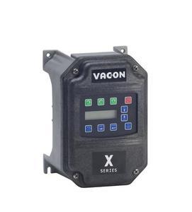 VACON 1/2HP X4C20010C X4 VFD 200-230VAC 3PH DRIVE