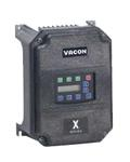 VACON 1/2HP X4C50010C X4 VFD 575VAC 3PH DRIVE
