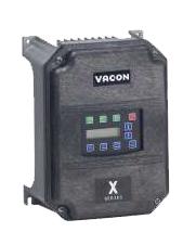 VACON 3HP X4C50050C X4 VFD 575VAC 3PH DRIVE
