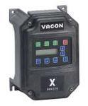 VACON 1HP X5C40020C09 X5 VFD 380-480VAC 3PH DRIVE