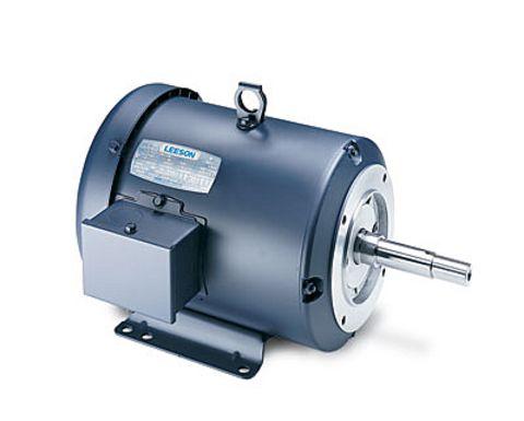 Leeson 2hp Pump Motor C145t17fk54a