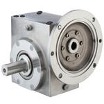 GROVE SS-BMQ824-20-L-140 STAINLESS STEEL RIGHT ANGLE GEAR REDUCER S243004100