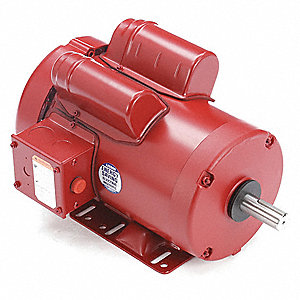 2HP LEESON 1725RPM 56HZ 1PH HI-TORQUE MOTOR 110090.00