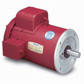 2HP LEESON 1725RPM 145TC TEFC 1PH HI-TORQUE MOTOR 120855.00