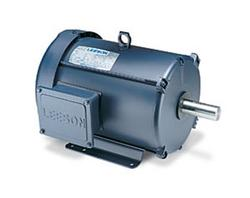 1HP LEESON 850RPM 182T TEFC 3PH MOTOR G131478
