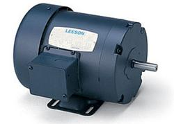 1.5HP LEESON 3490RPM 145T TEFC 3PH MOTOR G120086