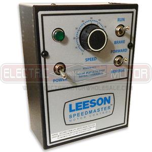 174316 LEESON SCR HEAT SINK NEMA 1