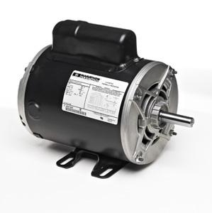 3/4HP MARATHON 1725RPM 56 115/208-230V DP 1PH MOTOR C1298 - DISCONTINUED