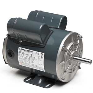 3HP MARATHON 3450RPM 56 230V DP 1PH MOTOR 9036