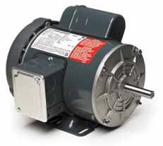 5HP MARATHON 3450RPM 56H 230V DP 1PH MOTOR D017