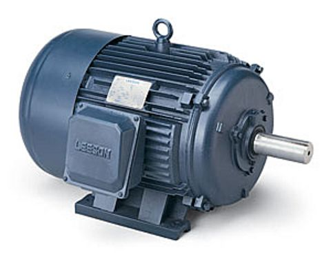 Leeson g151322 5hp motor for 3 phase 3hp motor