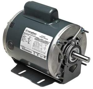 1/3HP MARATHON 1140RPM 56 115/230V DP 1PH MOTOR C1258