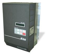 10HP LENZE MC SERIES NEMA1 VFD 400-480VAC 3PH INPUT M14100B