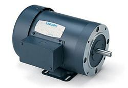 1HP LEESON 3450RPM 56C TEFC 3PH MOTOR 110181.00