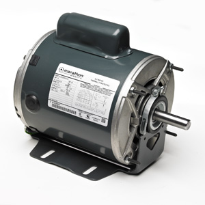 1/4HP MARATHON 1725RPM 48YZ 115/208-230V DP 1PH MOTOR B312