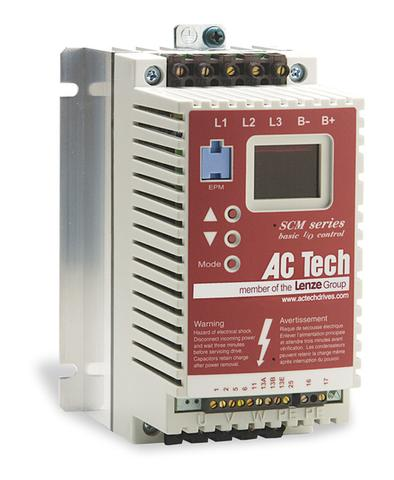 Buy ESV751N02YXB 1 HP Lenze AC Tech SMVector Series VFD
