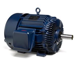 25/6.25HP MARATHON 1800/900RPM 286T 460V TEFC 3PH MOTOR Y386