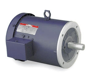 5HP LEESON 3510RPM 184TC TEFC 3PH MOTOR G131514.00