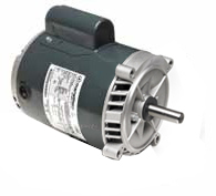 2HP MARATHON 3450RPM 56C 115/208-230V DP 1PH MOTOR C338