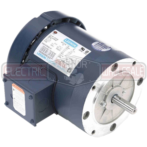 1HP LEESON 3450RPM 56C TEFC 3PH ULTIMATE-E MOTOR 110112.00