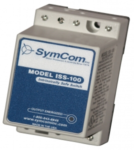 SymCom ISS-100 1-Ch Intrinsically-Safe Switch