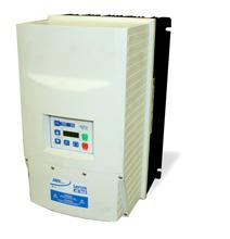 25HP LENZE SMVECTOR NEMA4X VFD 480-600VAC 3PH INPUT ESV183N06TXD