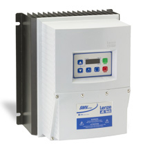 25HP LENZE SMVECTOR NEMA4X VFD 480-600VAC 5PH INPUT ESV183N06TXF