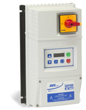 1HP LENZE SMVECTOR NEMA4X VFD 115/240VAC 1PH INPUT ESV751N01SMC